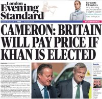 Britain will pay cameron